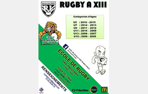 Vaulx-en-Velin Rugby League XIII